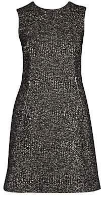 Dolce & Gabbana Women's Tweed Sleeveless Dress