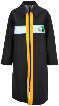 Miu Miu Zip Front Trench Coat