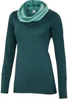 Ibex Dyad Cowl Neck Sweater - Women's