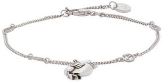 Gucci Silver Chick Bracelet
