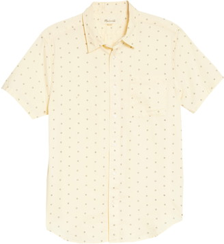 Madewell Perfect Short Sleeve Shirt