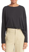 Vince Women's Relaxed Pima Cotton Top