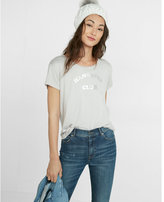 Express One Eleven Hangover Club Boxy Graphic Tee