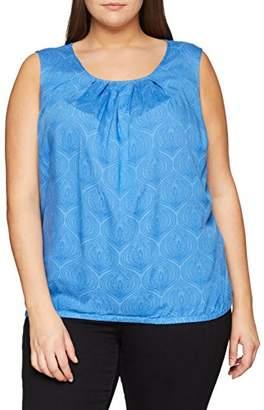 Junarose Women's Jrnieves Wresta Sleeveless Blouse - K Vest,(Manufacturer Size: 44)