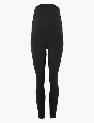 M&S CollectionMarks and Spencer Quick Dry Maternity Leggings