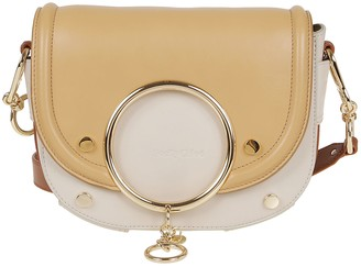 See by Chloe Mix Of Smooth Cowhide Leather