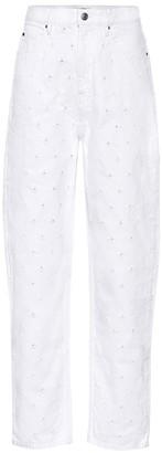 Etoile Isabel Marant Isabel Marant, étoile Lorny high-rise carrot jeans