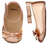 Gymboree Ballet Crib Shoes