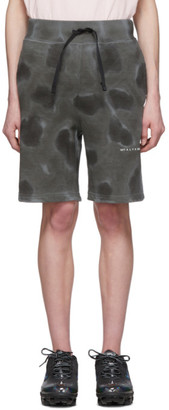 Alyx Grey Printed Shorts