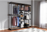 Design Studios Gavin 10-Shelf Closet Storage Racking Organizer