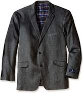 U.S. Polo Assn. Men's Big-Tall Big and Tall Cotton Herringbone Sport Coat