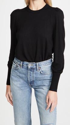 Splendid Puff Sleeve Pullover