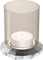 Simone Rossmann Allure Tea Light, Silver Tone