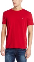 True Religion Mens Icon Slim Fit T-Shirt, Large, Chili Pepper