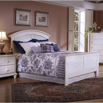 Minick Wood Products Queen Standard Bed Minick Wood Products