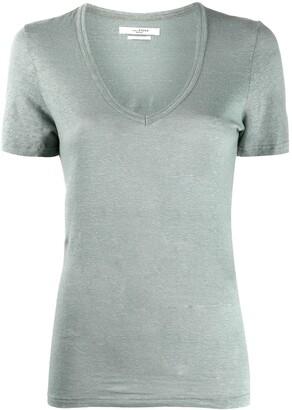 Etoile Isabel Marant v-neck jersey T-shirt