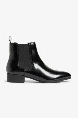 Monki Chelsea ankle boots