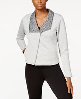 Soybu Jet Asymmetrical-Zip Moto Jacket