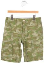 Dolce & Gabbana Boys' Camouflage Cargo Shorts