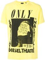 Diesel graphic printed T-shirt - men - Cotton - S
