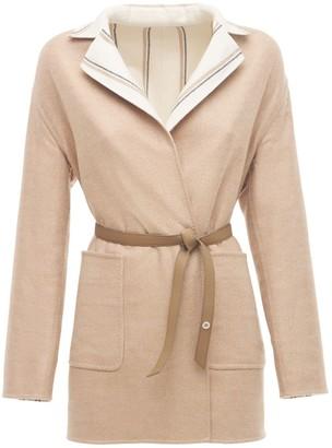 Loro Piana Reversible Double Cashmere Jacket