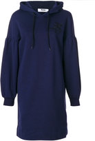 MSGM hooded dress