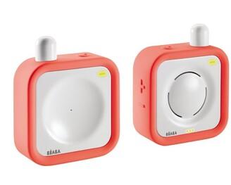 Beaba Minicall Audio Monitor - Coral