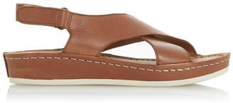 Bertie Lauder Casual Low Wedge Sandals
