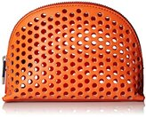 Loeffler Randall Small Perforated Vachetta Cosmetic Bag