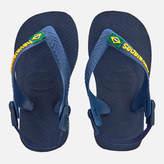 Havaianas Toddlers' Brasil Logo Flip Flops