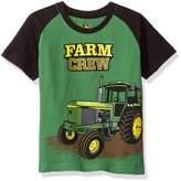 John Deere Big Boys' Farm Crew Tee