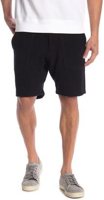 Saturdays NYC Austin Tape Terry Sweat Shorts