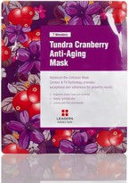 Leaders Cosmetics 7 Wonders Tundra Cranberry Anti-Aging Mask - Pack of 5