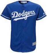 Majestic Kids' Los Angeles Dodgers Replica Cool Base Jersey