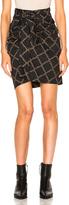 Etoile Isabel Marant Jayda Printed Cotton Skirt