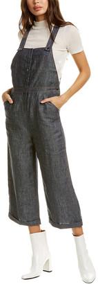 Tsesay Dungarees Linen Jumpsuit