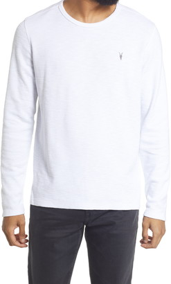 AllSaints Gavin Regular Fit Long Sleeve T-Shirt