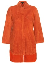 Ellery Mytheresa.com Exclusive Klimt Suede Over Shirt