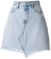 Nobody Denim Piper Skewed skirt