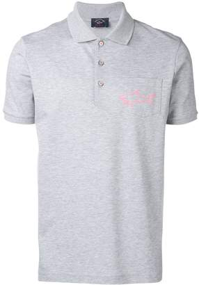 Paul & Shark shark polo shirt