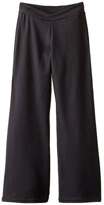 Capezio Tactel Jazz Pants (Toddler/Little Kids/Big Kids) (Black) Girl's Casual Pants
