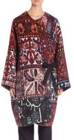 Chloé Printed Jacquard Coat