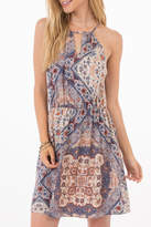 Others Follow Marina Blue Dress