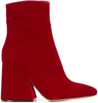 Maison Margiela Flared ankle boots
