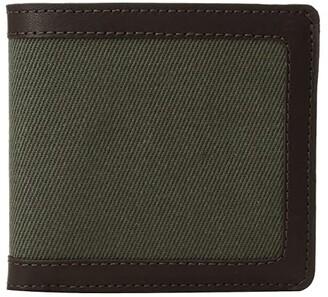 Filson Packer Wallet (Otter Green) Wallet Handbags