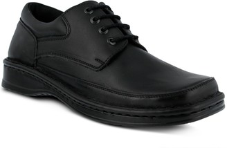 Spring Step Men's Leather Lace-Up Oxfords - Arthur