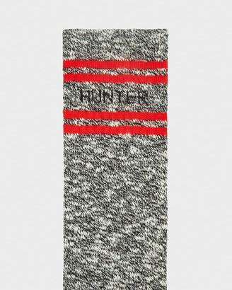 Hunter Branded College Mouline Short Socks