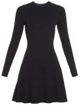 A.L.C. Miriam long-sleeved mini dress