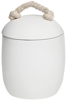 Torre & Tagus Medium Cape Ceramic Canister