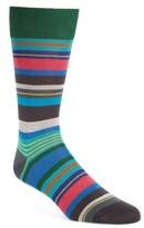 Paul Smith Men's Halentoe Stripe Socks